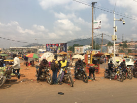 Mise en œuvre du Plan de Mobilité Urbaine Soutenable de Yaoundé