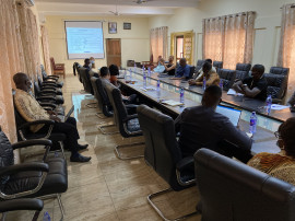 Greater Accra Faces Congestion: Technical Assistance Launched to Manage Traffic And Parking