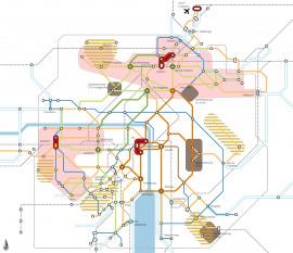 Les transports publics zurichois (VBZ) dévoilent leur vision 2050 pour des transports publics attractifs